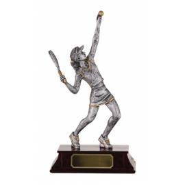 Poháry Bauer trofej tenistka RF101