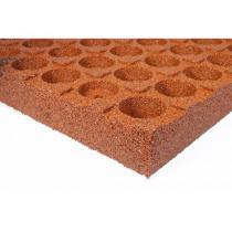 Pryžová deska pro dětská hřiště tl. 65 mm