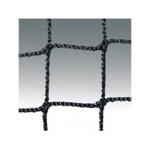Síť badminton STANDARD, polyamid 1,2mm, černá