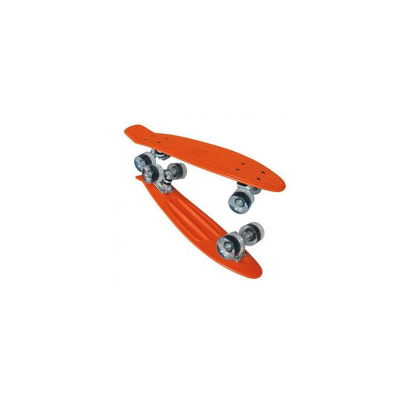 Skateboard Tempish BUFFY RETRO oranžová