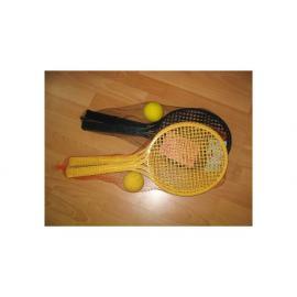 Soft tenis - sada 2 raket + 1 míček