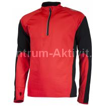 Sportovní mikina Rogelli DILLON, červeno-černá