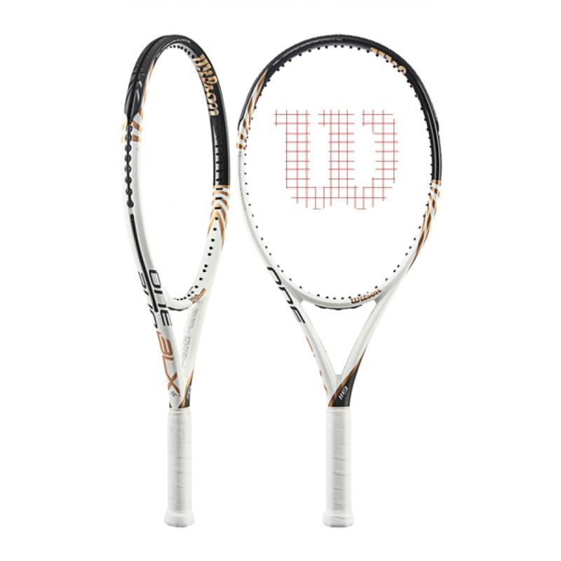 Tenisová raketa tenisová raketa Wilson One BLX 2012