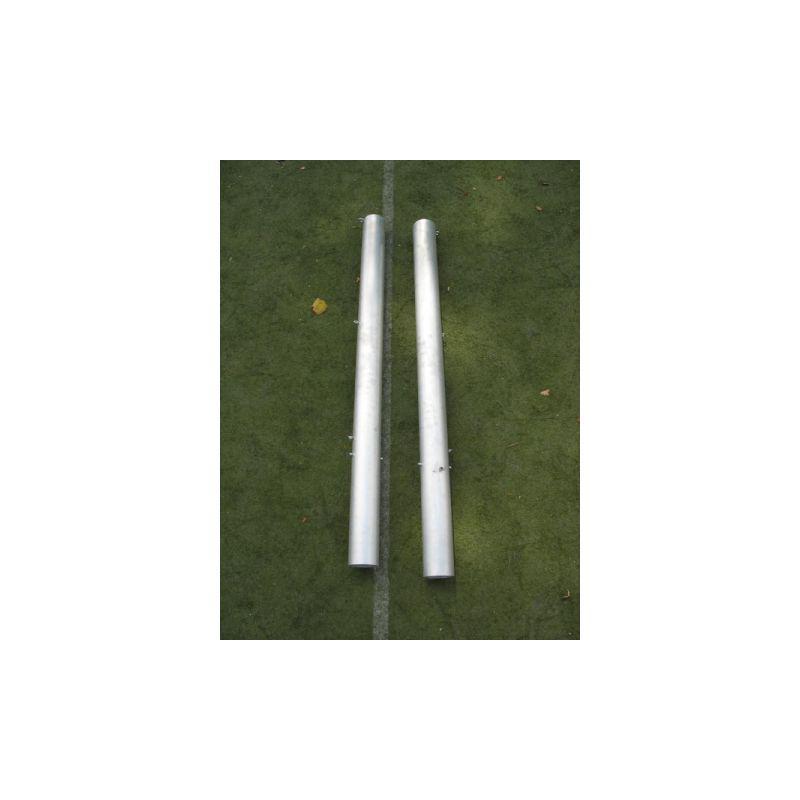 Tenisové sloupky do pouzder prům.100 mm (AL)