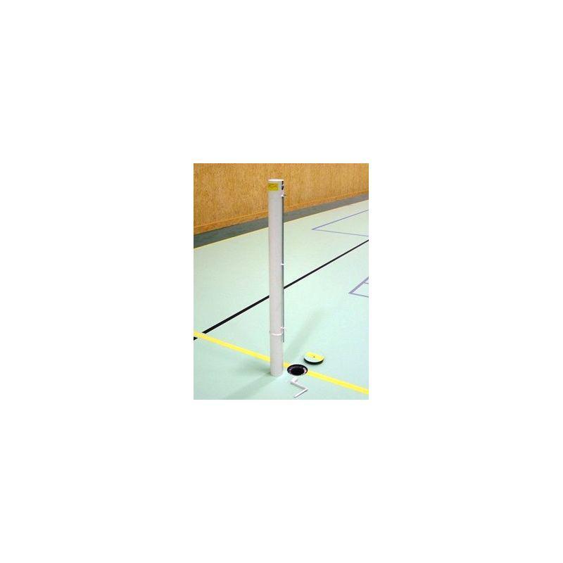 Tenisové sloupky do pouzder prům.102 mm (komaxit) bez pouzder a víček