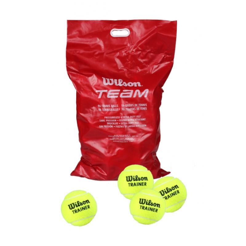 Tenisový míč Wilson Team W Trainer