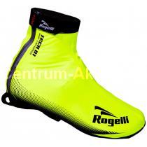 Ultralehké cyklo návleky na boty Rogelli FIANDREX, reflexní žluté
