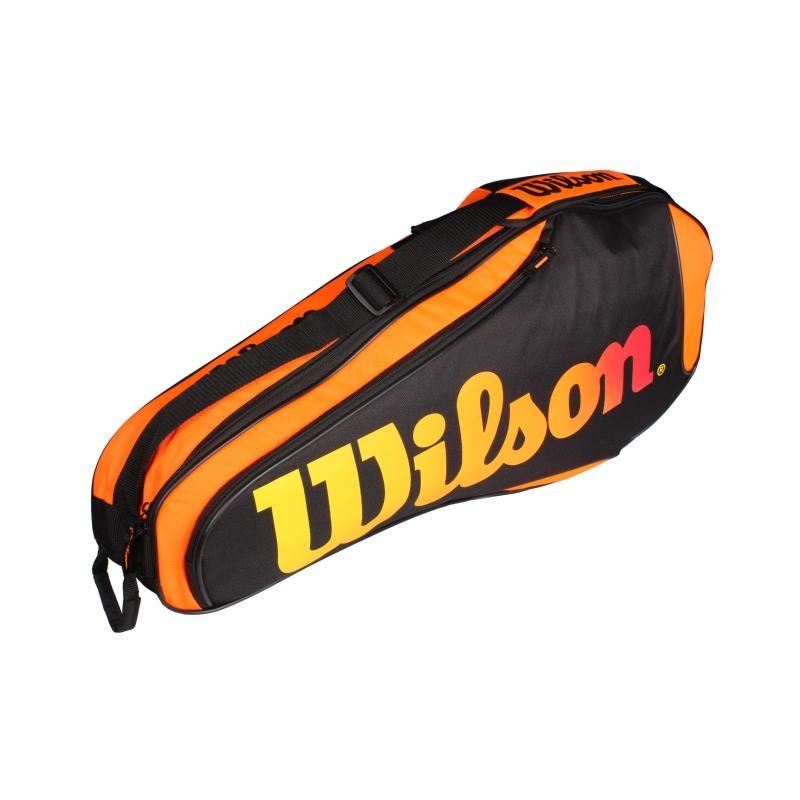 Wilson Burn Team x3 2015 taška na rakety