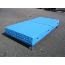 Žíněnka pro skok vysoký SC 200x170x40 cm, EXTERIER