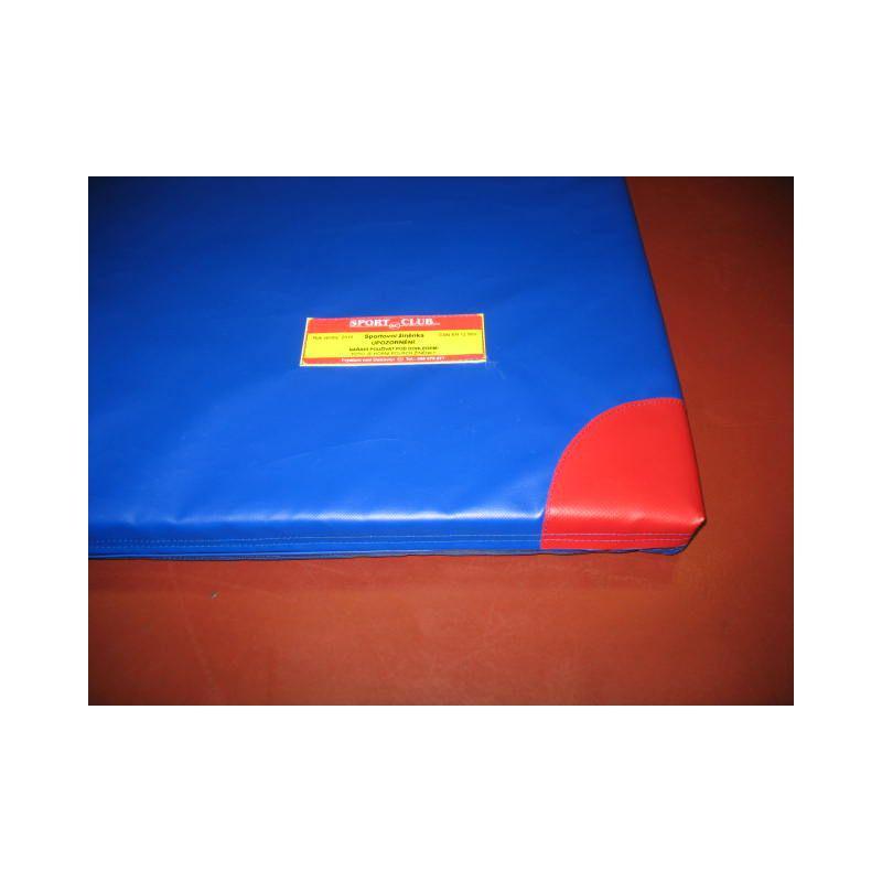 Žíněnka Standard 200x150x10 cm, molitan + protiskluz